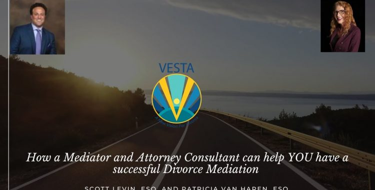 Divorce Mediation With Consulting Attorneys